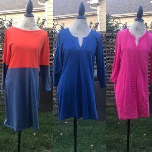 Bundle of Boden Dresses EUC